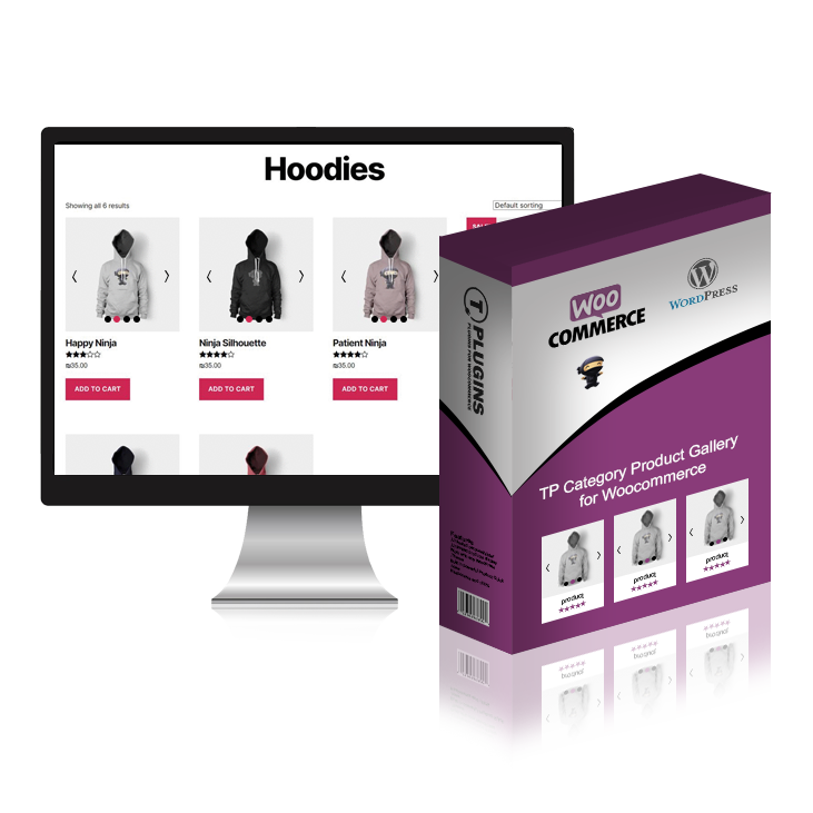 TP Woocommerce Category Product Slider