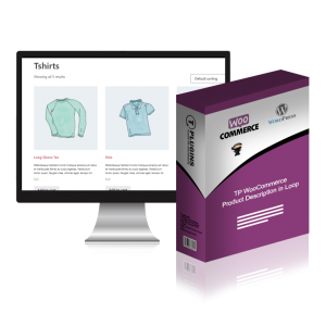 TP Product Description in Loop for Woocommerce